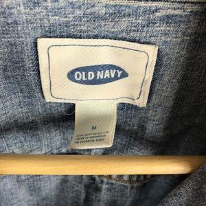 Old Navy Jackets & Coats - Vintage old navy jean jacket light wash